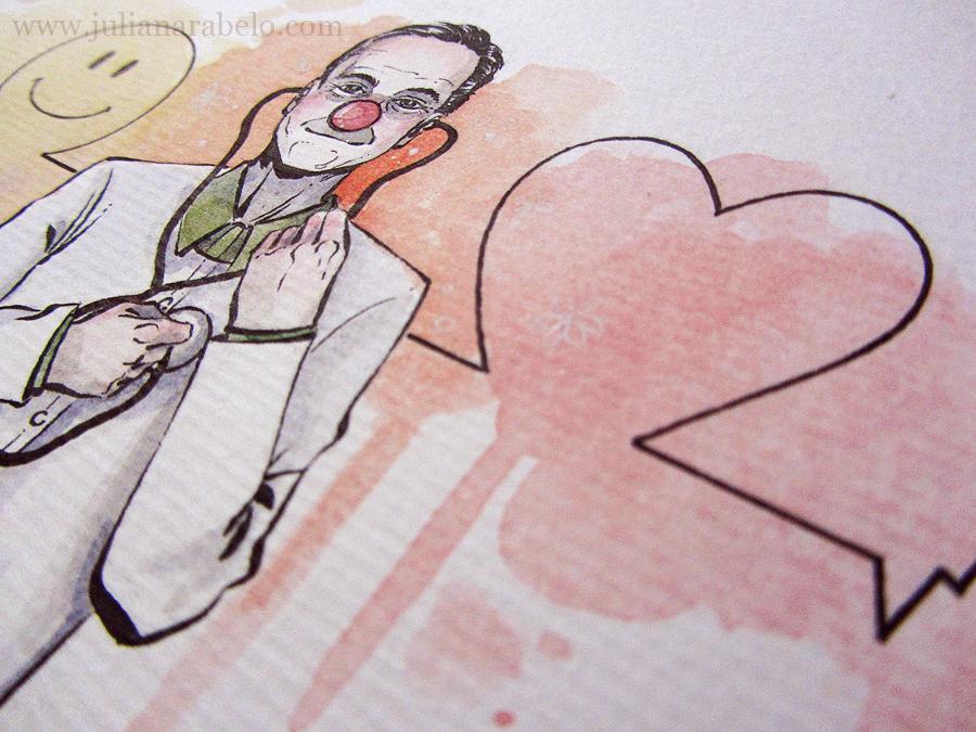 Top Um desenho e três assinaturas - Juliana Rabelo CL34