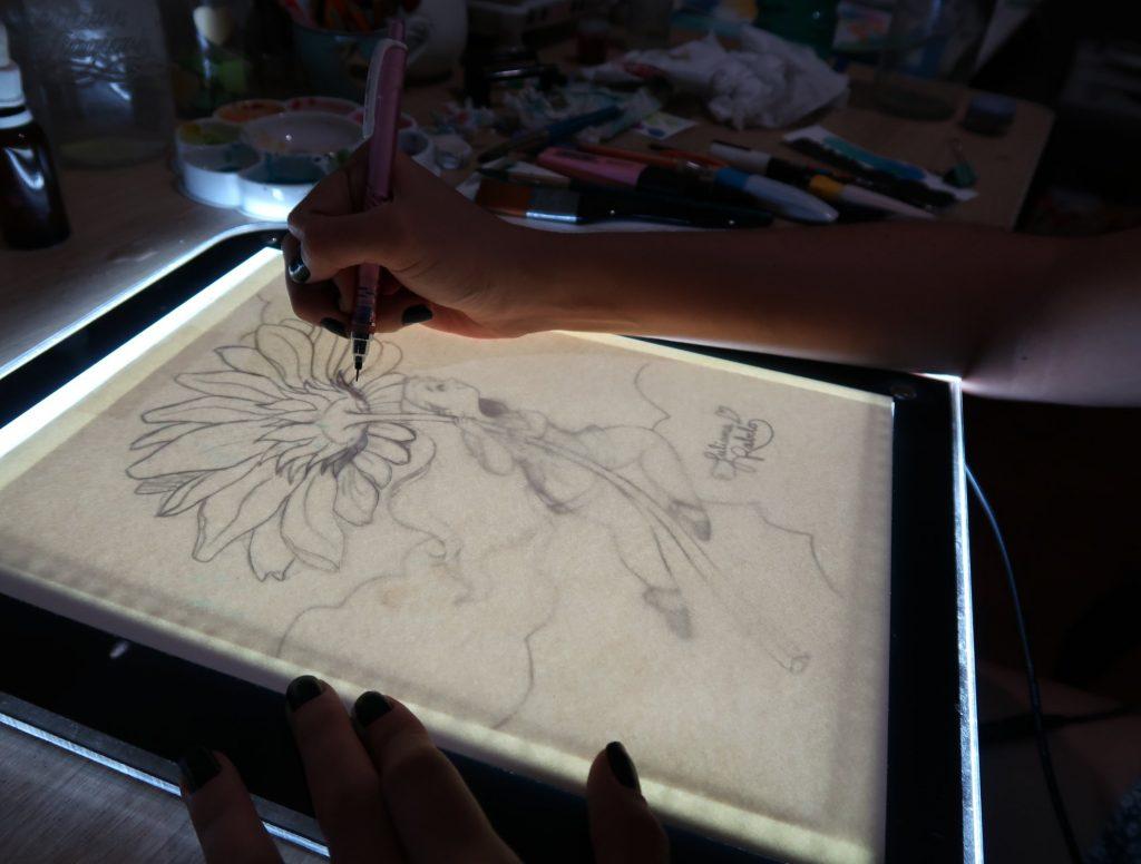 a teimosia no processo criativo - Juliana Rabelo
